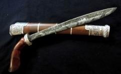 6 Senjata Tradisional Indonesia yang Populer