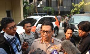 Anak Sri Bintang Pamungkas Ditangkap Polisi