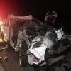 Kecelakaan di Tol Semarang-Solo, Mercedez Bens Ludes Terbakar dan 2 Orang Tewas