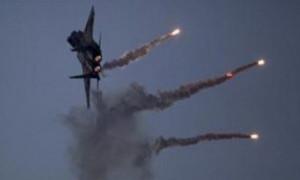 Pesawat Tempur Israel Serang Militer Suriah dan Pasukan Al Quds Iran