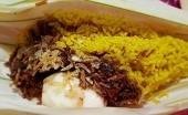 Nasi Kuning Manado yang Punya Rasa Beda