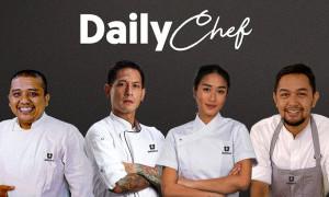 Chef Juna dan Chef Renatta Resmi Bergabung dengan Daily Family