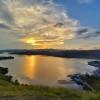 Kedamaian Membumi di Danau Sentani