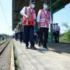 Menhub Pastikan Reaktivasi Stasiun Pondok Rajeg Tetap Berjalan