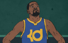 Cek Trailer BASKETBALL COUNTY: In The Water! Dokumenter Terbaru Kevin Durant