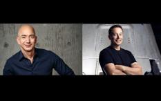 Jeff Bezos dan Elon Musk Pecahkan Rekor Kekayaan Baru di Tengah Pandemi