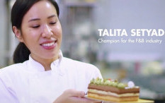 Talita Setyadi, The Queen of Pastry Indonesia, Menghempas Kemustahilan
