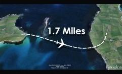 Penerbangan Tersingkat Dunia, Hanya 47 Detik