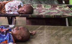 Puluhan Anak Gizi Buruk, Jokowi Panggil Bupati Asmat dan Nduga