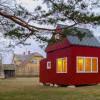 Rumah Origami, Benar-benar Bisa DIlipat