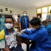 Stok Vaksin Cukup, Vaksinasi COVID-19 di Juni Ditargetkan 1 Juta Per Bulan
