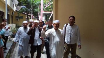 Ketua PA212 Diperiksa Polisi Kasus Aksi Ilegal Dukung Pembebasan Rizieq