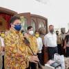 Temui Gibran, Airlangga: COVID-19 di Pulau Jawa Sudah Melandai