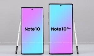 Samsung Galaxy Note 10 Diluncurkan 7 Agustus, ini Bocoran Terkininya