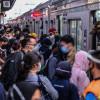 PSBB DKI Kembali Diperpanjang, Penumpang KRL di Sejumlah Stasiun Meningkat