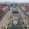 Polisi Berlakukan Crowd Free Night di Kawasan Kota Tua Jakarta