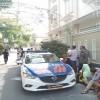 Jelang Pelantikan, Polresta Surakarta Perketat Pengamanan Kawasan Kediaman Jokowi