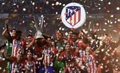 Atletico Madrid Kampiun Liga Europa 2017/2018