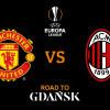 Manchester United Tantang AC Milan di 16 Besar Europa League