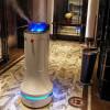 Pertama di Indonesia, JHL Solitaire Hotel Gunakan Teknologi Disinfectant dan Waiter Robot
