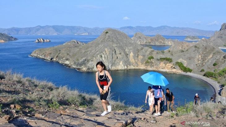 NTT Tetapkan Akses Pulau Komodo Melalui Membership