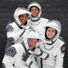 SpaceX Kirim Empat Warga Sipil Pertamanya ke Angkasa Luar