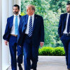 Donald Trump Jr Positif COVID-19