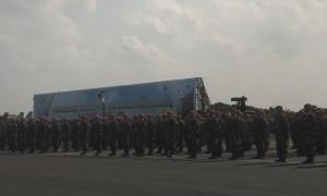 Unik, HUT Ke-72 TNI AU Tanpa Atraksi Pesawat Tempur di Udara