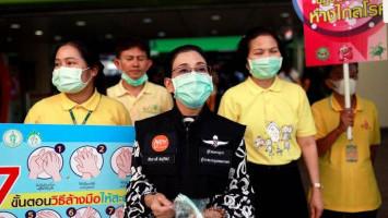 Bertambah Tujuh, Thailand Rawat 32 Orang Terjangkit Virus Corona