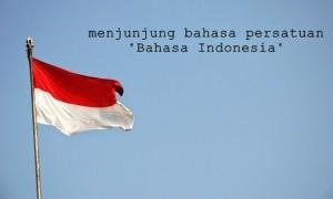 Bahasa Indonesia Wajib Jadi Bahasa Internasional