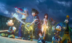 Square Enix Bawa Seluruh Game Kingdom Hearts ke PC