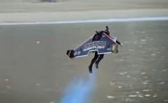 GTA In Real Life! Seorang Pilot Jetpack Buat Rekor Baru di Dubai
