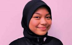 Nyimas Bunga Cinta, Atlet Skateboard Indonesia, Jadi Barbie Role Model