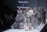 Ria Miranda Tampilkan Senjakala di Jakarta Fashion Week 2018