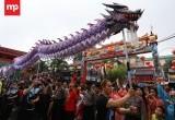 Kemeriahan Perayaan Cap Go Meh 2017 di Kota Bogor