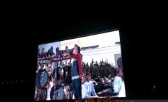 Sempat Panik Diguncang Gempa, Warga di Istana Negara Tenang Dihibur Didi Kempot