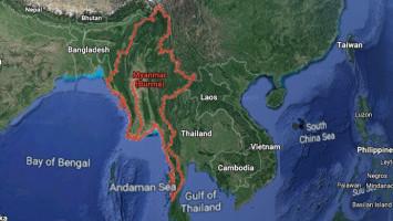 Militer Myanmar Beredel 5 Perusahaan Media