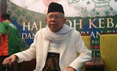 Kiai Ma'ruf Amin Ajak Para Ulama Terlibat Aktif Hadang Radikalisme dan Terorisme