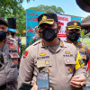 350 Polisi Siaga Amankan Laga Pembuka Liga 2 Persis Solo vs PSG Pati