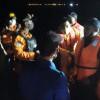 Tim SAR Bawa Kantong Berisi Anggota Tubuh Penumpang Pesawat Sriwijaya Air