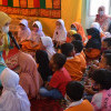 Hadapi Bonus Demografi, Indonesia Kejar Target Turunkan Stunting