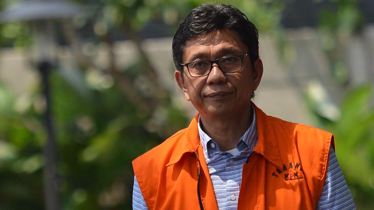 KPK Perpanjangan Masa Tahanan Wali Kota Batu Nonaktif