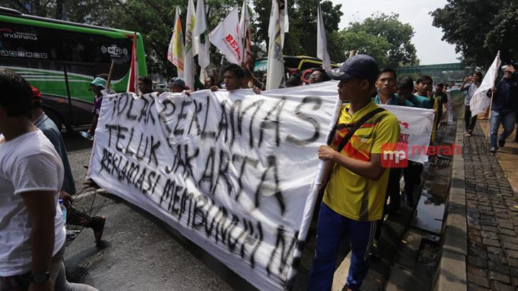 Pemerhati Sosial: Perdebatan Reklamasi Sudah Masuk Wilayah Politik