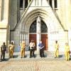 Bakal Buka Perdana, Umat di Luar Katedral Diminta Tak Ikut Misa