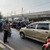 Ini Titik Penyekatan Pemudik Yang Dilakukan Polda Metro Jaya