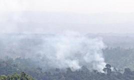Titik Panas Tak Terpantau di Aceh
