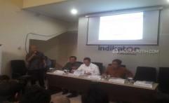 Survei Indikator: Persaingan Elektabilitas Masih Milik Jokowi dan Prabowo
