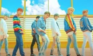 BTS Pecahkan Rekor Baru