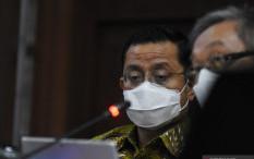 KPK Jebloskan Eks Mensos Juliari Batubara ke Lapas Tangerang