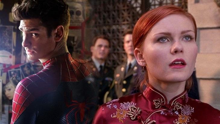 Andrew Garfield dan Kirsten Dunst akan hadir di 'Spider-Man 3'